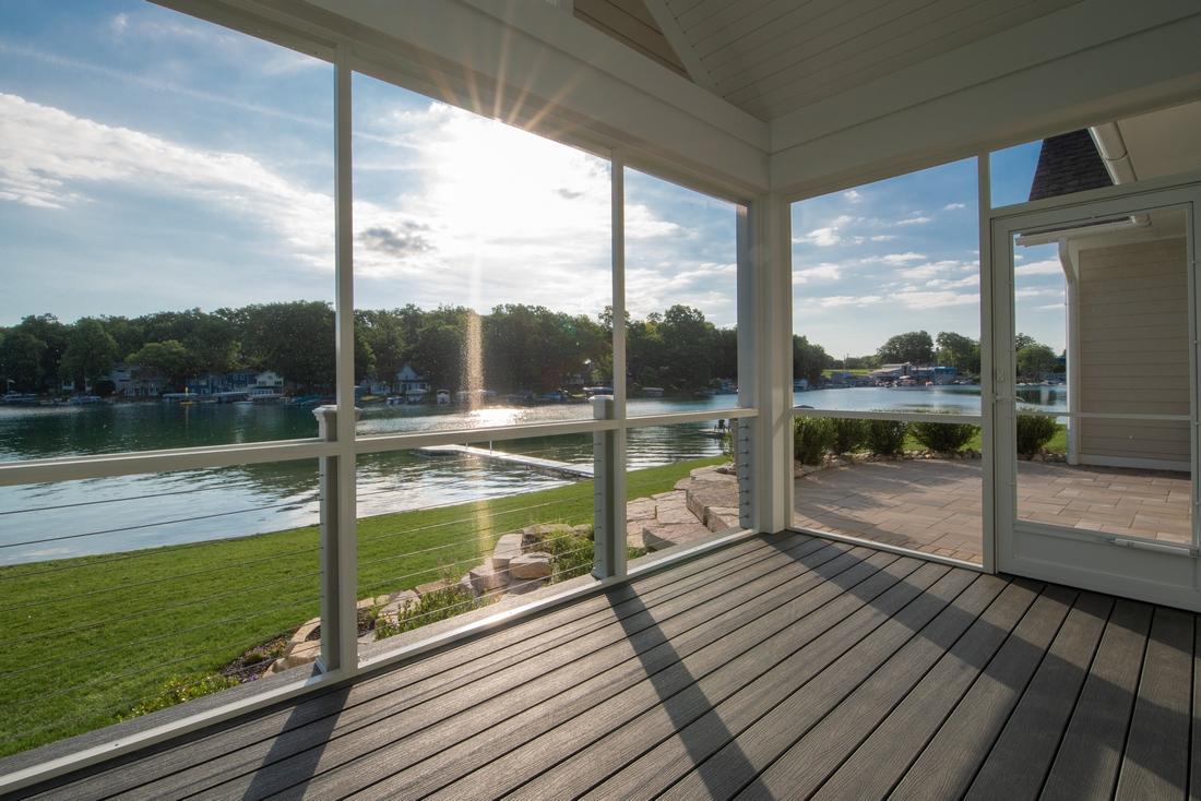 Stylish Dream Lake Home