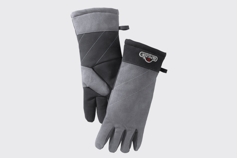 Optional Heat Resistant Gloves