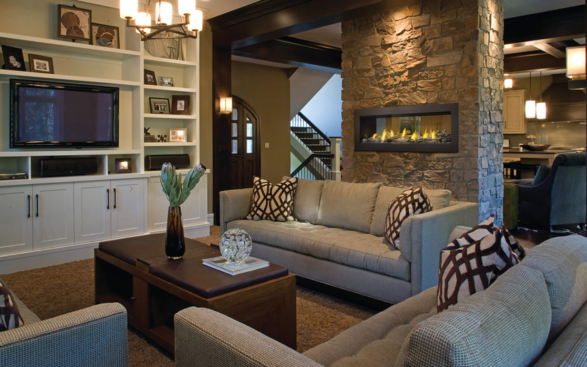 Acies 50 Livingroom Transitional Design