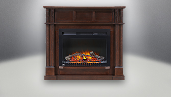 Napoleon Bailey Electric Mantel Package