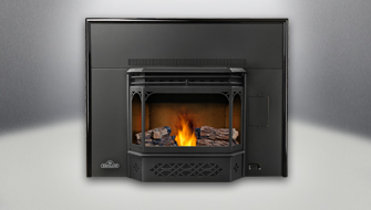 eco pellet npi45 napoleon fireplaces