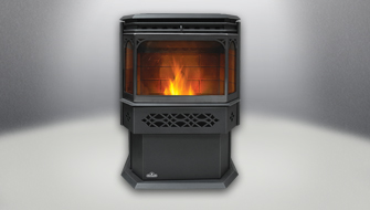eco pellet nps45 napoleon fireplaces