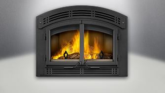 Napoleon High Country 3000 Hybrid Wood Fireplace NZ3000H