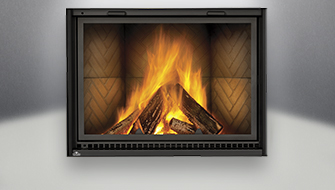 The Napoleon High Country 8000 Wood Fireplace
