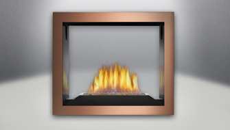 high definition hd81 napoleon fireplaces