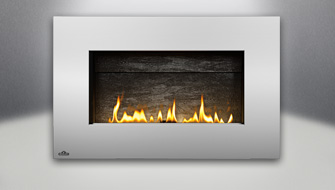 Gas Wall Fireplaces. Plazmafire 31  WHD31 Direct Vent Gas Fireplaces by Napoleon