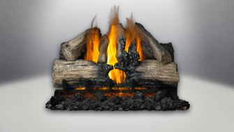 verso 32 gas log napoleon fireplaces