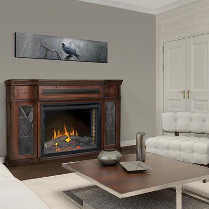 decor colbert napoleon fireplaces