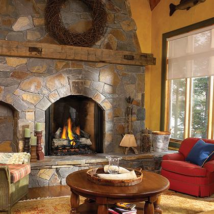 reversible gl32 napoleon fireplaces
