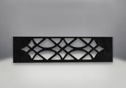 Trivet - Painted Black Finish (Standard)