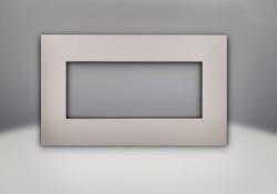 Brushed Nickel Faceplate