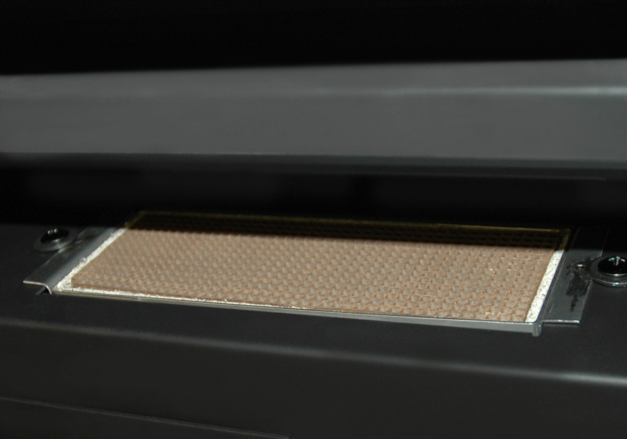 Catalytic Filtering Tiles