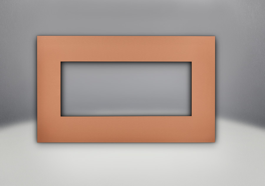 Brushed Copper Faceplate