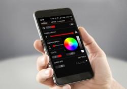 eFIRE remote app