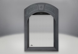 Arched Facing Kit Heritage Pattern with Safety Barrier