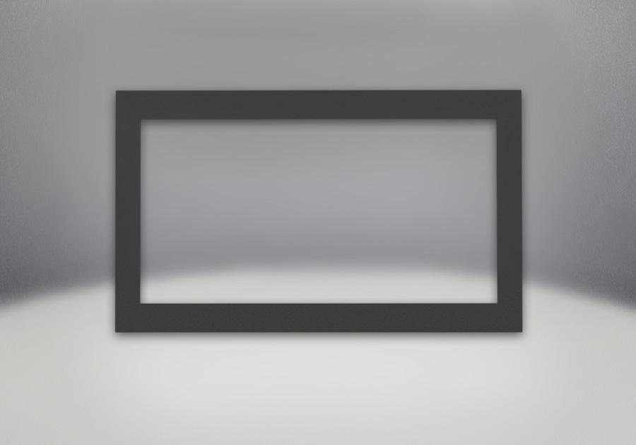 Faceplate Painted Black