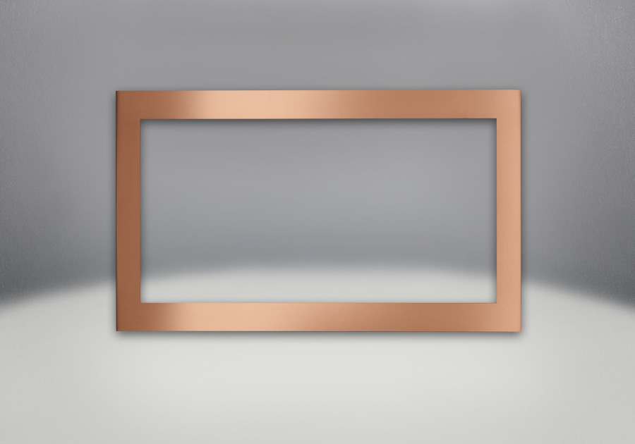 Faceplate Brushed Copper