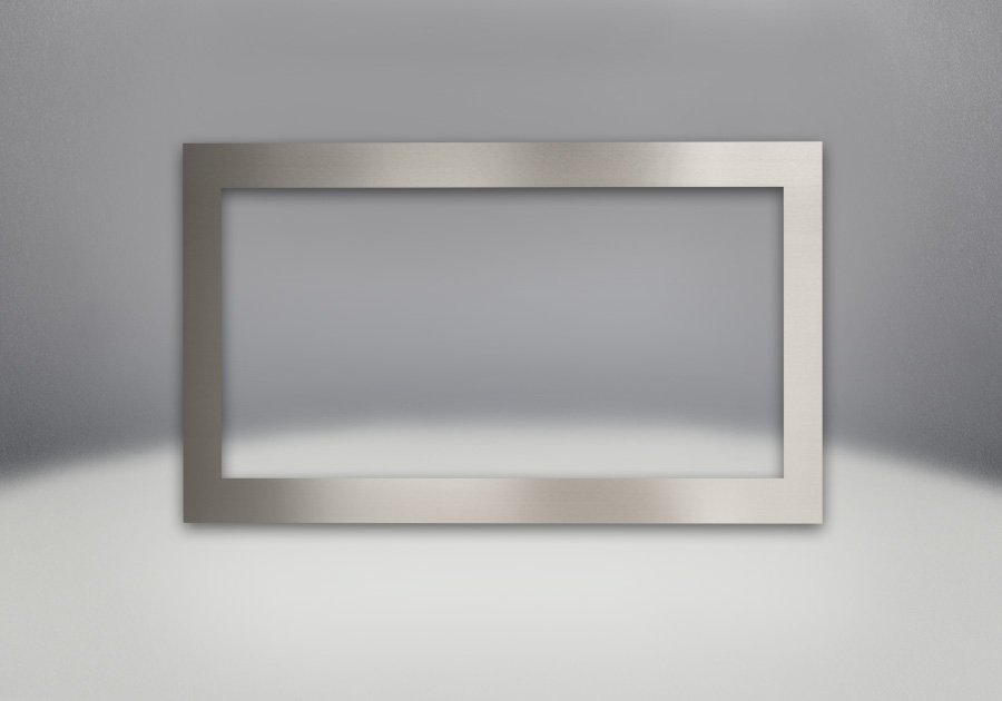 Faceplate Brushed Nickel