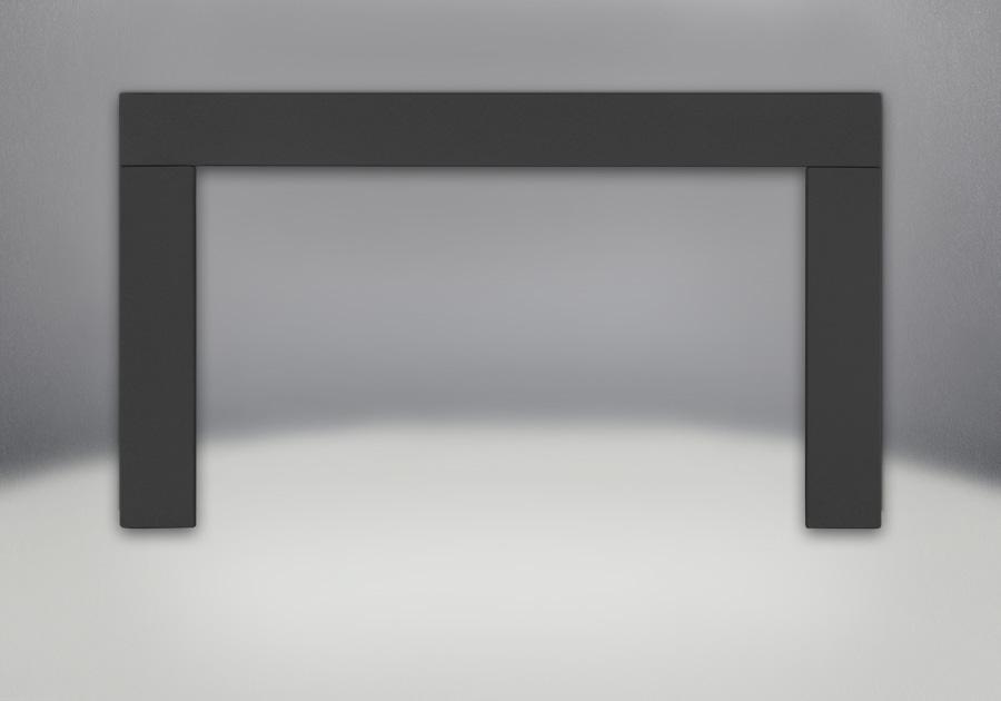 Contemporary Trim Kit - Painted Black Finish