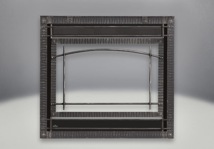 gx70 scalloped front napoleon fireplaces