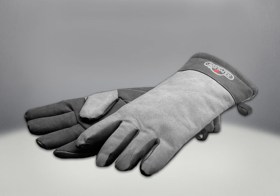Heat Resistant Gloves Included