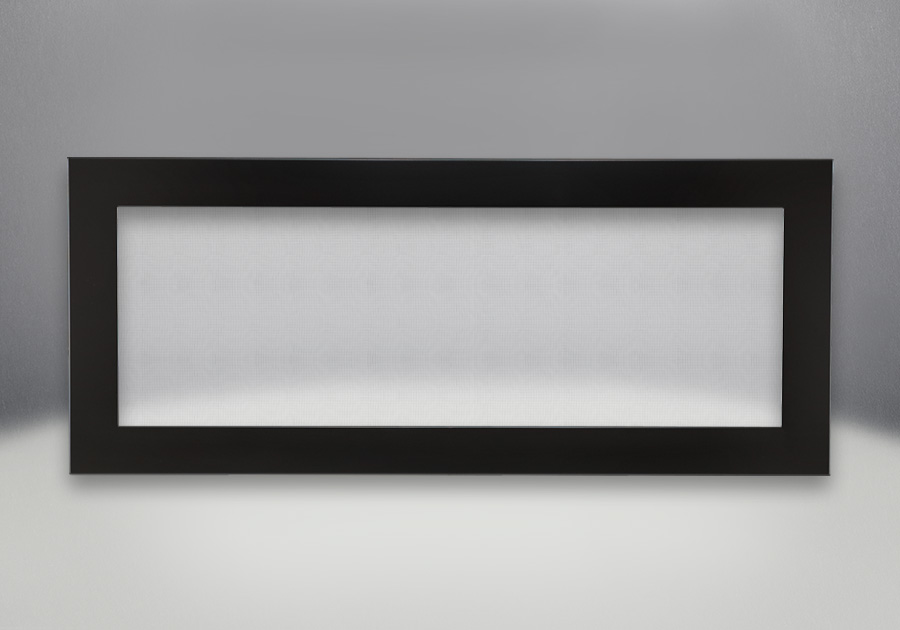 Deluxe Four-Sided Surround Painted Gloss Black With Safety Barrier