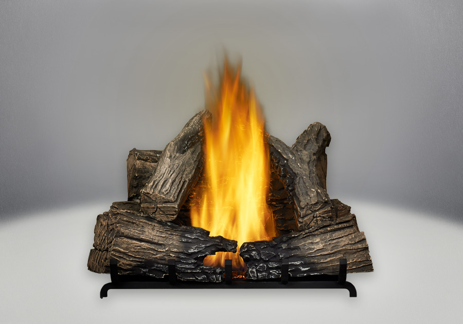 TALL FLAME PHAZER<sup>®</sup> Log Set