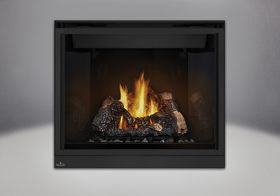 The Napoleon High Definition 40 Gas Fireplace has a simple yet sophisticated design and provides a relaxing warm environment for any home. Find Out More.