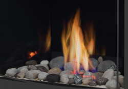 Shore Fire kit with Mineral Rock kit excluding the glass media