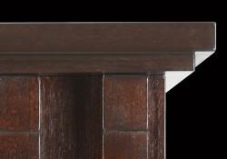 Mantel Detail