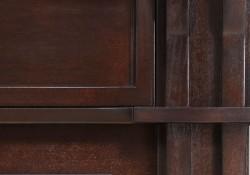 Solid Hardwood Decorative Side Columns