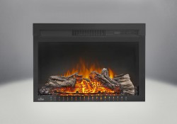 Comes with the Cinema<sup>&trade;</sup> 27 Electric Fireplace