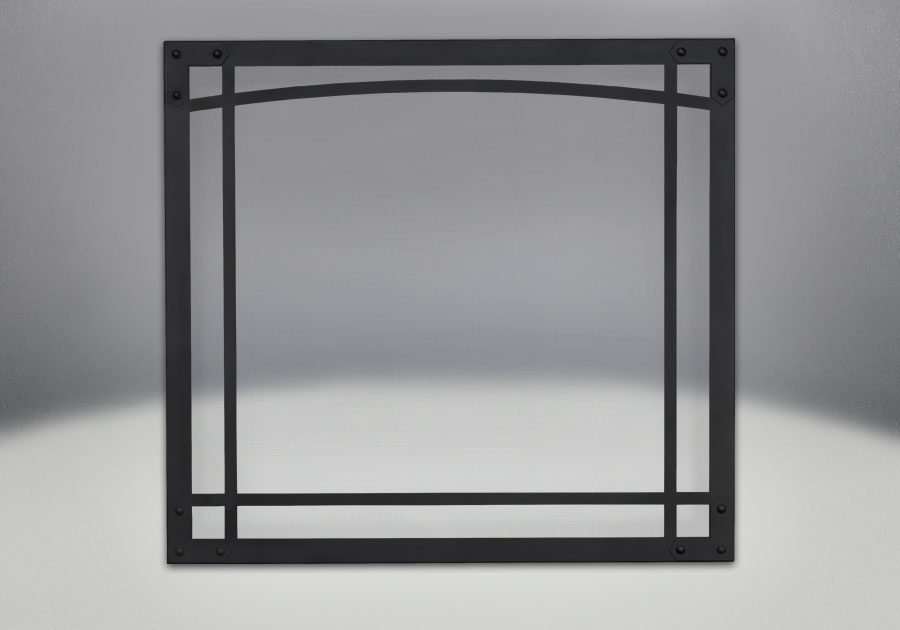 Decorative Front with Premium Screen