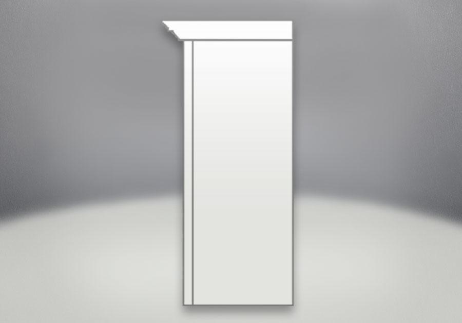 Full cabinet option
