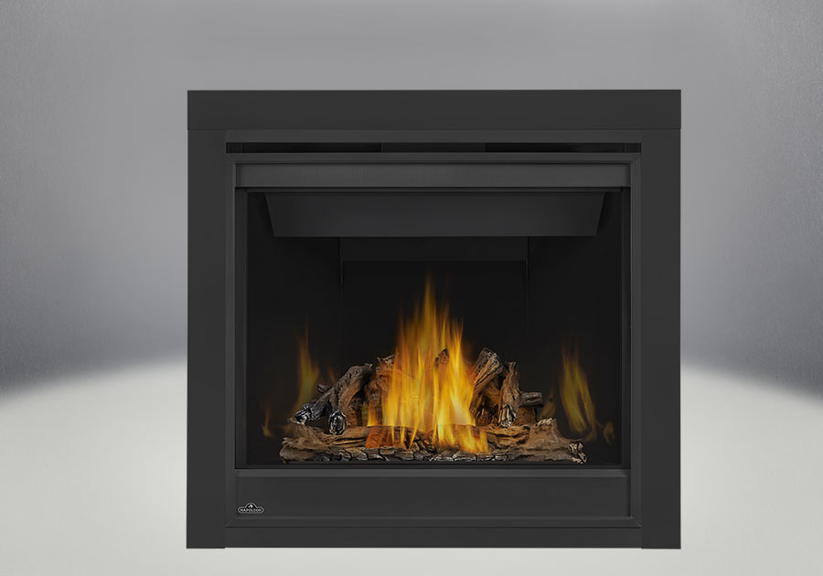The MEM mantel fits the Ascent<sup>™</sup> X 36