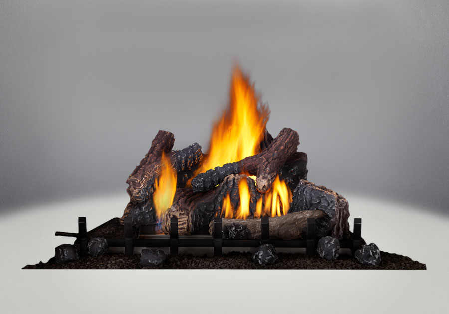 PHAZER<sup>®</sup> log set and embers