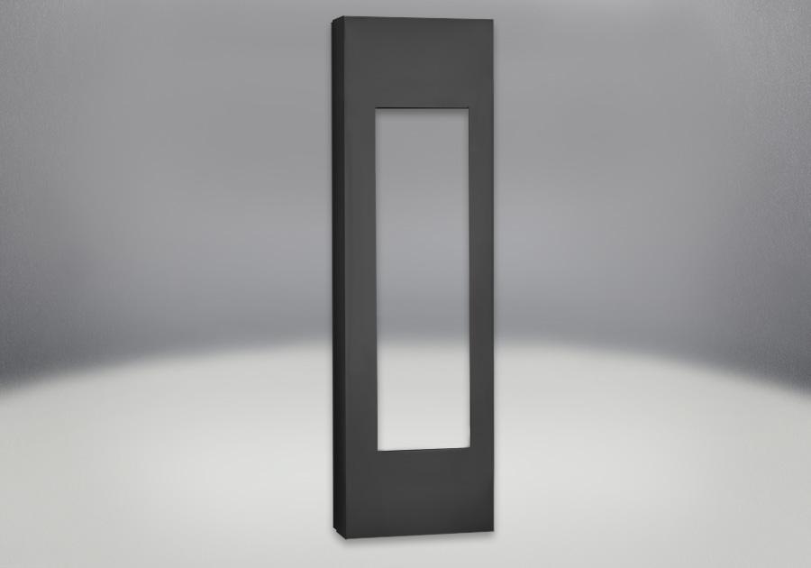 Black Adjustable Mounting Cabinet
