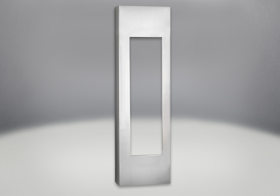 Stainless Steel Adjustable Mounting Cabinet
