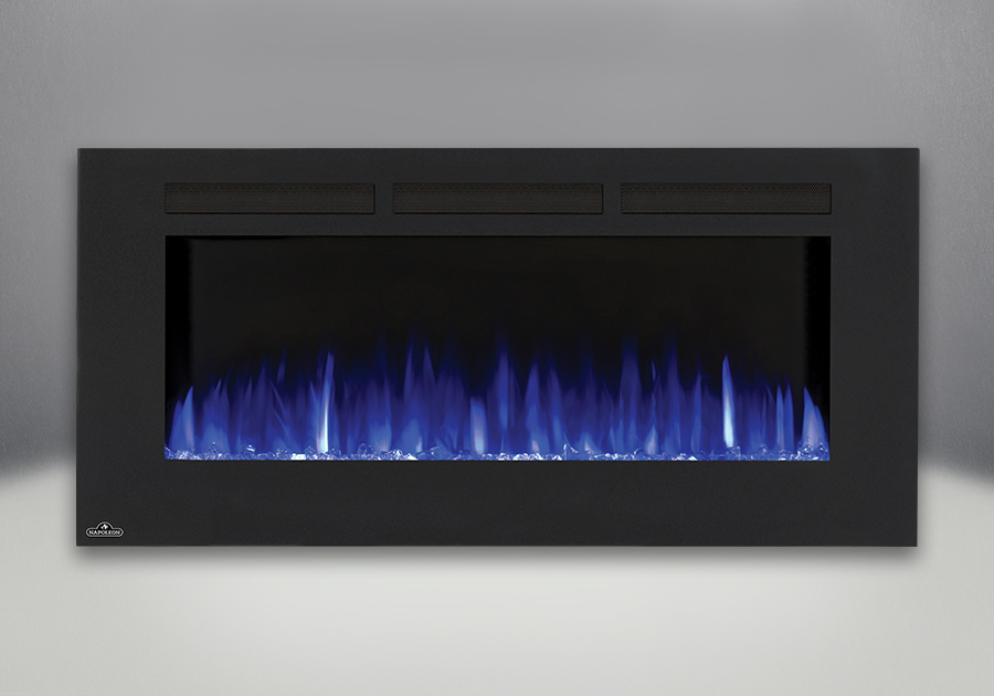 Surprising Napoleon Allure 50 Electric Fireplace Nefl50Fh Beutiful Home Inspiration Ommitmahrainfo