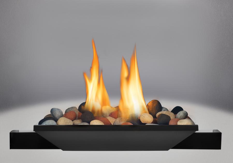 Mineral Rock Media Burner