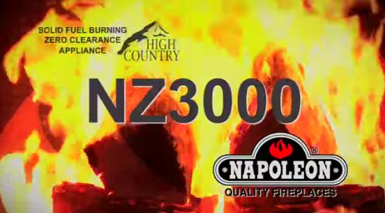 Nz3000 Napoleon Fireplaces