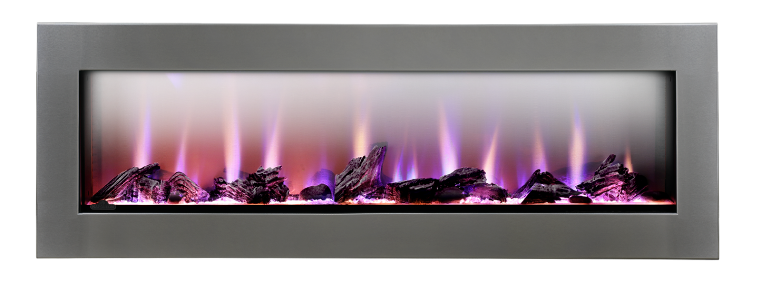 CLEARion See Thru Electric Fireplace
