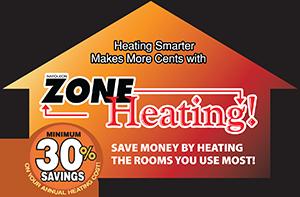 Zone Heating Logo