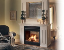 It is important to know where you should physically place the ornaments on your fireplace mantel to avoid any misshaps