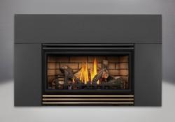 PHAZER<sup>®</sup> Logs, Sandstone Brick Panels, Deluxe Flashing Kit in 9