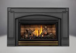 PHAZER<sup>®</sup> Logs, Sandstone Brick Panels, Deluxe Flashing Kit in 6