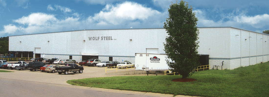 wolf steel corp office usa